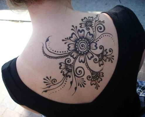 Skin Deep Salon Spa New Providence Henna Tattoo