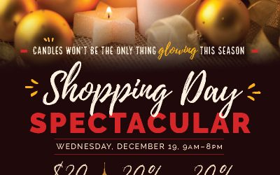 Dec 19th Shopping Day Spectacular!