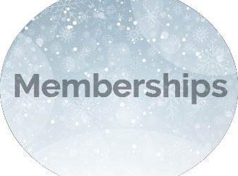Memberships for all