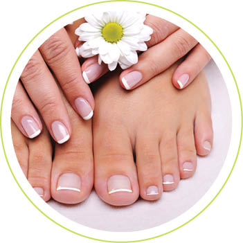Babor Seasonal Manicure & Pedicure