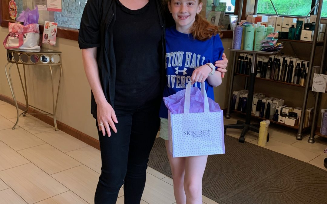 Mother's Day Contest Winner Announced!