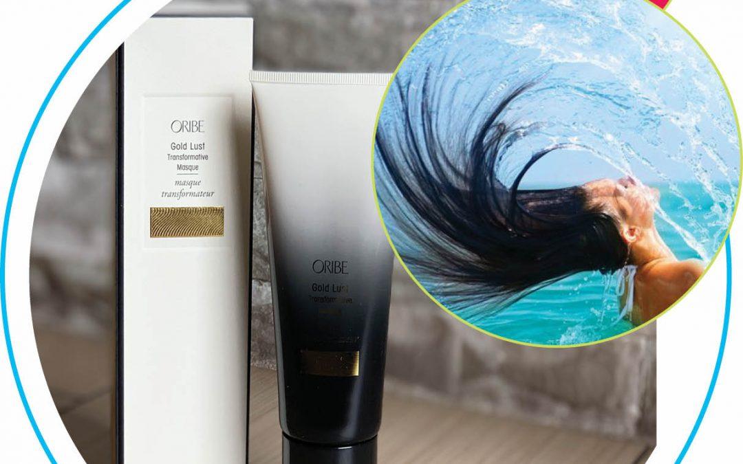Avoid Dry Summer Hair