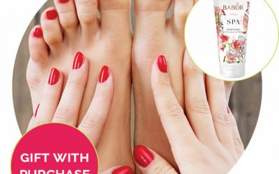 Spring Seasonal Manicure & Pedicure
