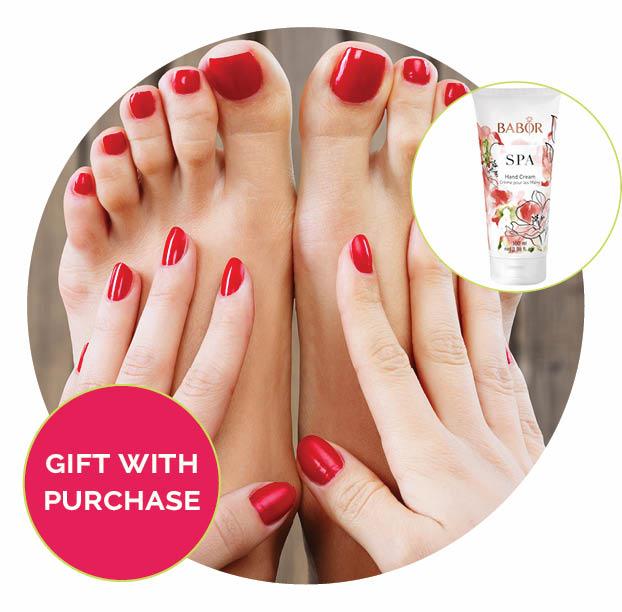 Spring Seasonal Manicure & Pedicure