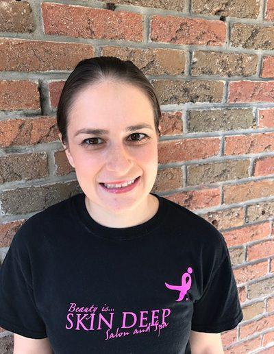 Jessica at Skin Deep Salon Salon and Spa