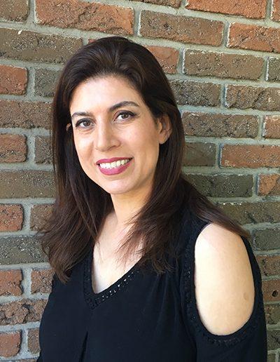 Mahnaz at Skin Deep Salon Salon and Spa