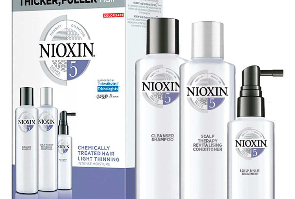 Nioxin for Fuller Hair
