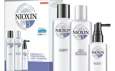 Nioxin for Fuller Hair