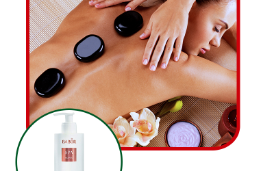 Seasonal Hot Stone Massage