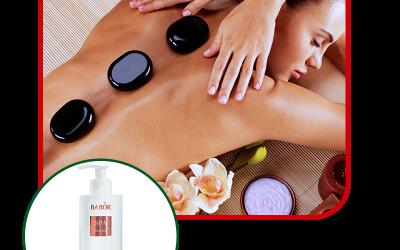 Seasonal Hot Stone Massage