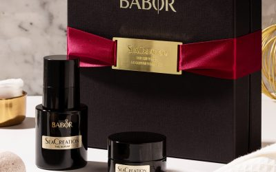 Brighten Someone's Day: Babor SeaCreation Gift Set