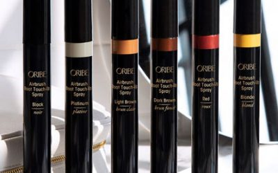 At-Home Skin Deep Oribe Airbrush Root Touch-Up Spray