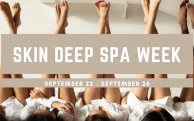SPA WEEK @Skin Deep