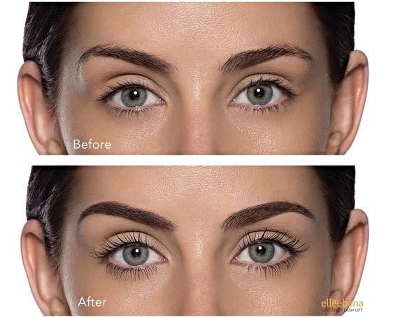 Skin Deep Salon Spa eyelash tint