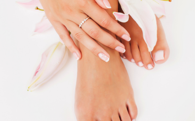 Introducing… Rose Gold Manicure & Rose Gold Pedicure