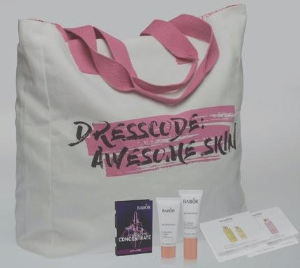 Complimentary Tote Bag!